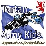 Scotland football kids