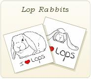 Lop Rabbit T-Shirts & Gifts