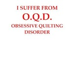 a funny quilting joke on gifts and t-shirts