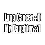 Lung Cancer Survivor: My Daughter