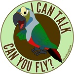 I Can Talk, Can You Fly?