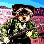 Puppy Soldier