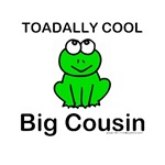 Toadally cool big cousin