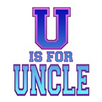 U is for Uncle