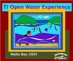 Maho Bay, USVI Open Water Experience