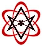Atomic Unicursal Hexagram