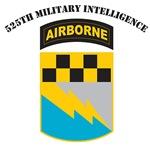 525th Military Intelligence, Script