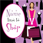 Name lives to Shop