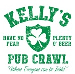 Kelly's Pub Crawl