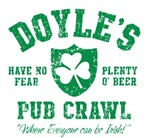 Doyle's Irish Pub Crawl