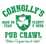 Connolly's Irish Pub Crawl