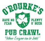 O'Rourke's Irish Pub Crawl