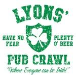 Lyons' Irish Pub Crawl