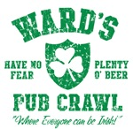 Ward's Irish Pub Crawl