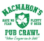 MacMahon's Irish Pub Crawl