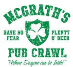 McGrath's Irish Pub Crawl
