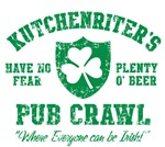 Kutchenriter's Irish Pub Crawl