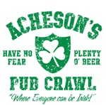 Acheson's Irish Pub Crawl