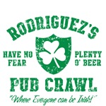 Rodriguez's Irish Pub Crawl