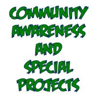 Community Awareness & Special Events