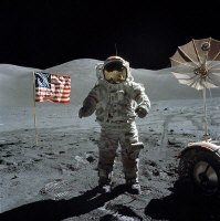 Last Moon Walk Apollo 17 Gifts for the perfect Space and Astronomy Christmas Gift