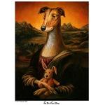 The Da Vinci Dog