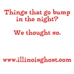 Things That Go Bump In The Night?