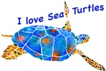 I LOVE Seaturtles 2