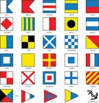 International Nautical Signal Flags
