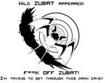 Wild Zubat!