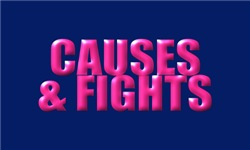 CAUSES & FIGHTS T-Shirts & Items