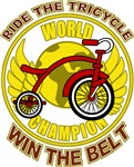Ride The Tricycle Win Belt