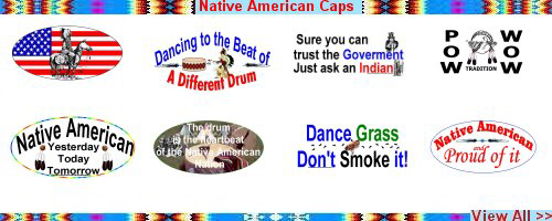 Native American Caps