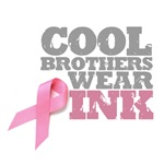 Cool Brothers Wear Pink