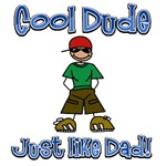 Cool dude just like my Dad