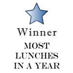 The Liquid Lunch Award