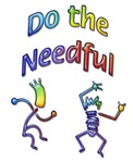 Do the Needful
