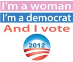 I'm A Woman and I Vote!