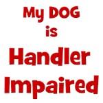 impaired handler