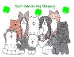 St. Patricks Day Shopping