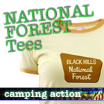 National Forest T-Shirts