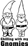 Chilling With My Gnomies