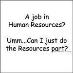 Work in HR?
