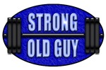 STRONG OLD GUY T-Shirts and Gift Items