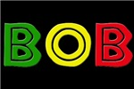'BOB' Reggae t-shirts and gifts
