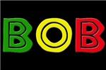 'BOB' Reggae t-shirts and gifts