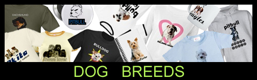 Dog Breed Stuff! Akita, Bulldog, Pitbull & more!