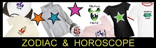Zodiac & Horoscope Stuff!
