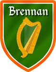 Brennan Family Crest