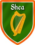Shea Family Irish Crest